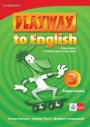 playway to english 3 engleski jezik radna sveska za 3 razred osnovne skole