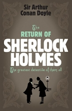 the return of sherlock holmes