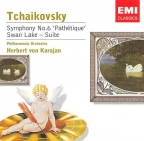 tschaikowsky symphony 6 pathetique - swan lake