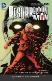 resurrection man vol 2 a matter of death and life