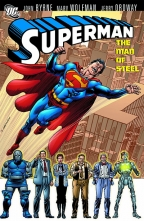 superman man of steel vol 2