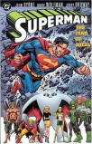 superman man of steel vol 3