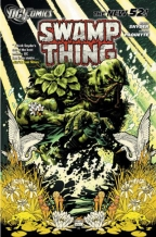 swamp thing vol 1 raise them bones