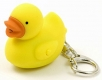 duck led keychain