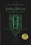 harry potter and the philosophers stone - slytherin edition