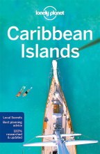 lonely planet caribbean islands travel guide