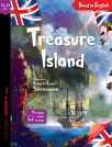treasure island read in english