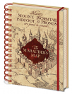 agenda harry potter - the marauders map