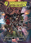 guardians of the galaxy volume 3 guardians disassembled