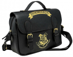 torbica - harry potter lunch satchel black
