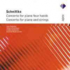 schnittke concerto for piano four hands concerto for piano and strings