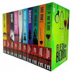red eye horror series - 10 book collection