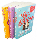 the girl online - 3 book set