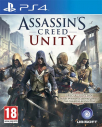 ps4 assassins creed - unity