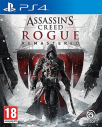 ps4 assassins creed rogue - remastered