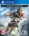 ps4 tom clancys ghost recon breakpoint - auroa edition
