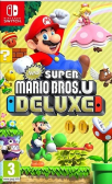 SWITCH NEW SUPER MARIO BROS U DELUXE