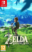 switch the legend of zelda - breath of the wild