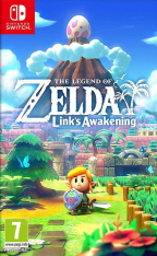 switch the legend of zelda - links awakening