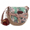 Torba - Anekke Jungle, Raffia Flap