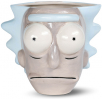 solja 3d rick and morty - rick head