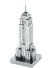 3d metalna maketa - empire state
