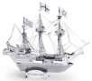 3d metalna maketa - golden hind