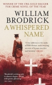 a whispered name a father anselm novel book 3