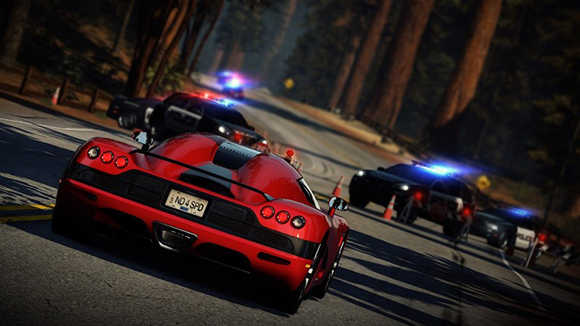 laguna need for speed hot pursuit - classics 1-3