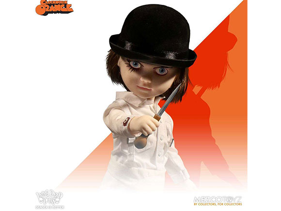 laguna figura - ldd a clockwork orange 1-3